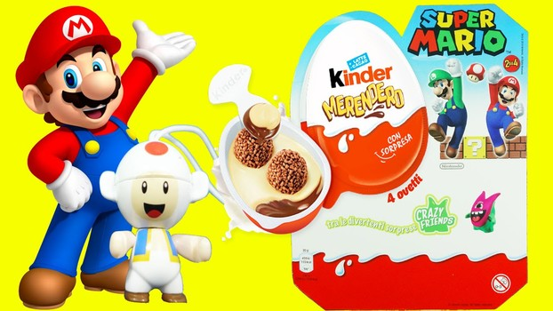 Kinder JOY Super MARIO