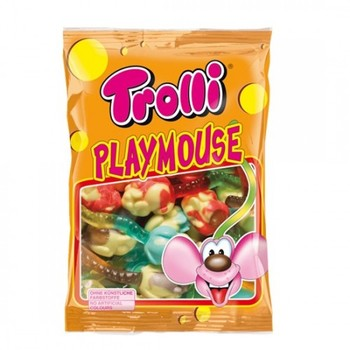 Желейки Trolli Playmouse , 200 г